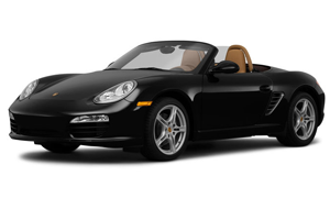 Rent a Car in Rhodes PORCHE BOXTER
