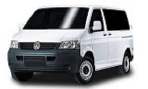 Rent a Car in Rhodes VW TRANSPORTER diesel