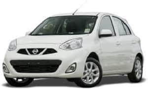 Rent a Car in Rhodes NISSAN MICRA