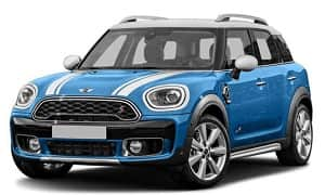Rent a Car in Rhodes MINI COUNTRYMAN