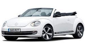 Rent a Car in Rhodes VW BEETLE AUTOMATIC