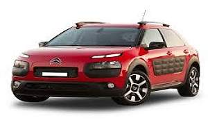 Rent a Car in Rhodes CITROEN CACTUS