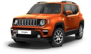 Rent a Car in Rhodes JEEP RENEGATE