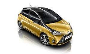 Rent a Car in Rhodes New in! TOYOTA YARIS