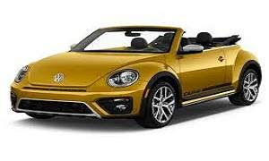 Rent a Car in Rhodes VW BEETLE