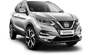 Rent a Car in Rhodes NISSAN QASHQAI