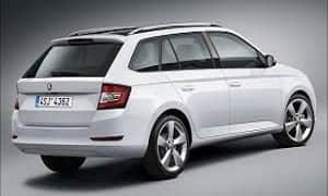 Rent a Car in Rhodes New in! SCODA FABIA COBI