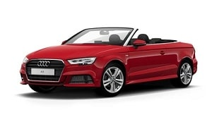 Rent a Car in Rhodes AUDI A3 AUTOMATIC