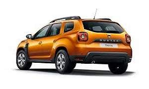 Rent a Car in Rhodes DACIA DUSTER 4X4