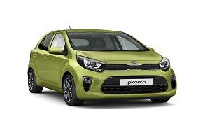 Rent a Car in Rhodes KIA PICANTO