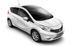 Rent a Car in Rhodes NISSAN NOTE