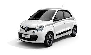 Rent a Car in Rhodes RENAULT TWINGO