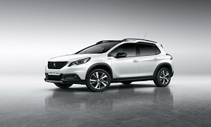 Rent a Car in Rhodes PEUGEOT 2008