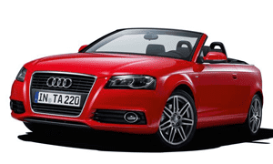 Rent a Car in Rhodes AUDI A3