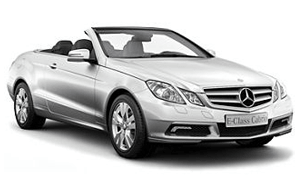 Rent a Car in Rhodes MERCEDES E 250