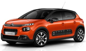 Rent a Car in Rhodes New in! CITROEN C3 1,2 TURBO