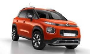 Rent a Car in Rhodes CITROEN C3 AIR CROSS