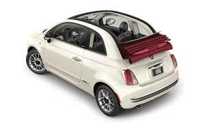 Rent a Car in Rhodes FIAT 500