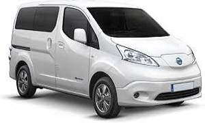 Rent a Car in Rhodes NISSAN EVALIA