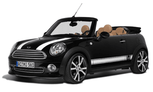 Rent a Car in Rhodes MINI COOPER