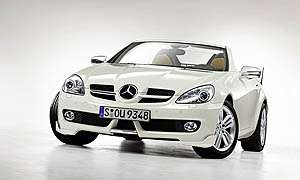 Rent a Car in Rhodes MERCEDES SLK