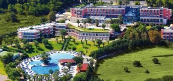 Rent a Car in Rhodes, Kresten Palace Hotel